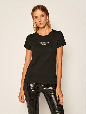 Calvin Klein Jeans Calvin Klein Jeans T-Shirt J20J214232 Schwarz Regular Fit