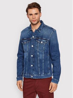 Calvin Klein Jeans Calvin Klein Jeans Kurtka jeansowa J30J319049 Niebieski Slim Fit
