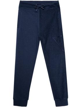 Guess Guess Sportinės kelnės I1RG03 KA6R0 Tamsiai mėlyna Regular Fit