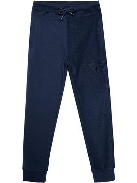 Guess Guess Teplákové nohavice I1RG03 KA6R0 Tmavomodrá Regular Fit