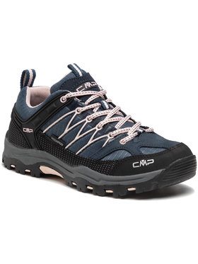 CMP CMP Trekkings Rigel low Trekking Shoe kids Wp 3Q54554J Bleumarin