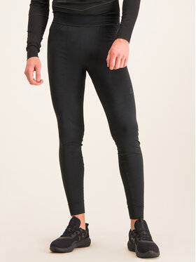 Craft Craft Hosszú alsónemű Fuseknit Comfort Pants 1906603 Fekete Slim Fit