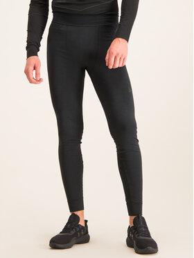 Craft Craft lange Unterhose Fuseknit Comfort Pants 1906603 Schwarz Slim Fit