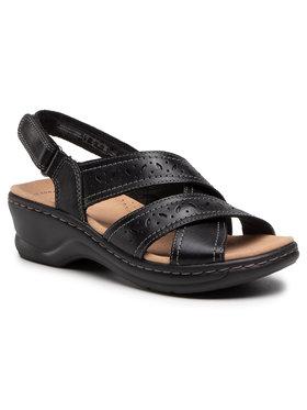 Clarks Clarks Sandále Lexi Pearl 261582104 Čierna