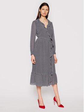 MICHAEL Michael Kors MICHAEL Michael Kors Ежедневна рокля Whitney MS18Y8Z20K Тъмносин Regular Fit