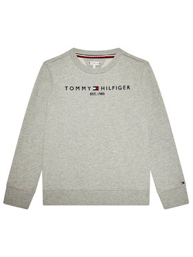 Tommy Hilfiger Tommy Hilfiger Bluză Essential KS0KS00212 Gri Regular Fit