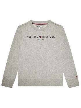 Tommy Hilfiger Tommy Hilfiger Bluza Essential KS0KS00212 Szary Regular Fit