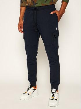 Polo Ralph Lauren Polo Ralph Lauren Jogginghose Classics 710730495003 Dunkelblau Regular Fit