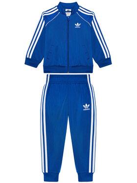adidas adidas Tepláková souprava adicolor Sst GN8438 Modrá Regular Fit