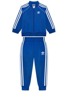 adidas adidas Tepláková súprava adicolor Sst GN8438 Modrá Regular Fit
