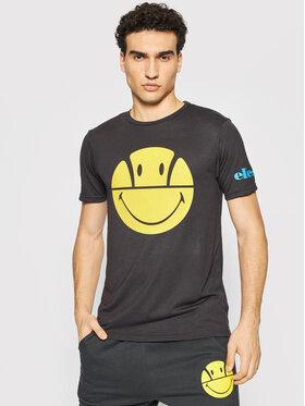 Ellesse Ellesse T-shirt Unisex SMILEY Preasuro Tee SML13079 Grigio Regular Fit