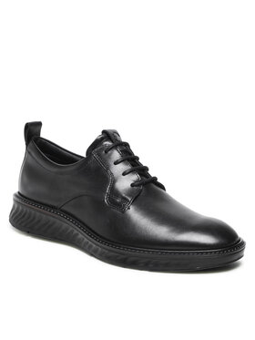 ECCO ECCO Chaussures basses St. 1 Hybrid GORE-TEX 83683401001 Noir
