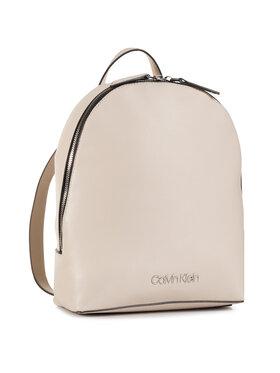 Calvin Klein Calvin Klein Plecak Ck Must Backpack Sm K60K606738 Beżowy