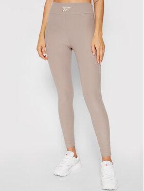 Reebok Reebok Leggings Classics Wde Cozy GR0364 Grau Slim Fit