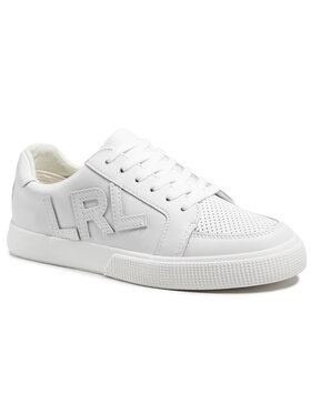 Lauren Ralph Lauren Lauren Ralph Lauren Sneakersy Jaede 80284715001 Biały