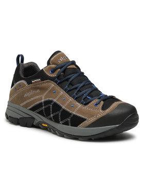 Alpina Alpina Turistiniai batai Tropez 623C-1K Ruda