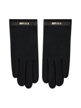 Lauren Ralph Lauren Lauren Ralph Lauren Moteriškos Pirštinės Belted Knit Glove 454855043001 Juoda