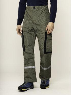 DC DC Pantalon de snowboard EDYTP03043 Vert Regular Fit