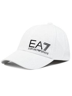 EA7 Emporio Armani EA7 Emporio Armani Cap 275936 0P010 00110 Weiß