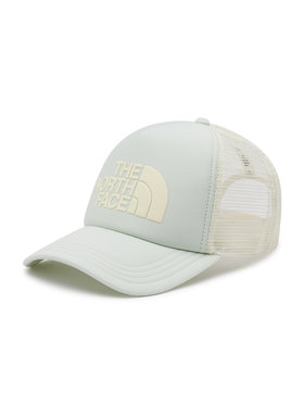 The North Face The North Face Шапка с козирка Logo Trucker NF0A3FM30HT1 Зелен