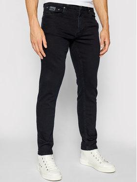 Versace Jeans Couture Versace Jeans Couture Дънки Narrow 71GABCD1 Тъмносин Straight Fit