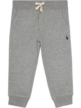 Polo Ralph Lauren Polo Ralph Lauren Teplákové kalhoty Bsr 321720897004 Šedá Regular Fit