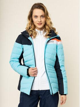 Colmar Colmar Veste de ski Avon 2856 Bleu Regular Fit