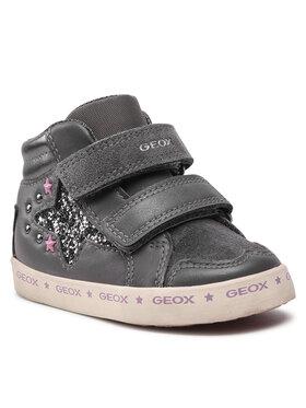 Geox Geox Sneakers B Kilwi G. A B16D5A 085NF C9004 M Grau