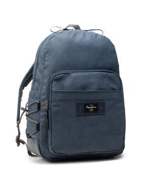 Pepe Jeans Pepe Jeans Hátizsák Vivac Laptop Backpack PM030640 Sötétkék