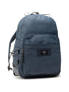 Pepe Jeans Pepe Jeans Раница Vivac Laptop Backpack PM030640 Тъмносин