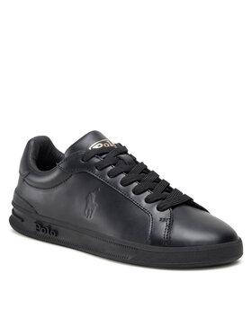 Polo Ralph Lauren Polo Ralph Lauren Sneakersy Hrt Ct II 809845110001 Czarny