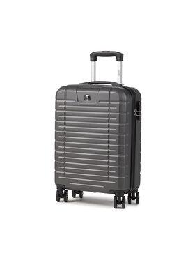 Dielle Dielle Kis kemény borítású bőrönd 91/55 Szürke