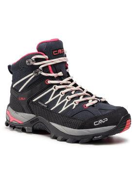 CMP CMP Trekingová obuv Rigel Mid Wmn Trekking Shoe Wp 3Q12946 Sivá