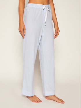 Lauren Ralph Lauren Lauren Ralph Lauren Pyžamové kalhoty 81794486 Modrá