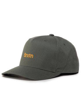 Brixton Brixton Καπέλο Jockey Gate II Mp Snbk 10505 Πράσινο