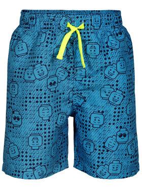 LEGO Wear LEGO Wear Short de bain LWPatrik 351 22428 Bleu Regular Fit