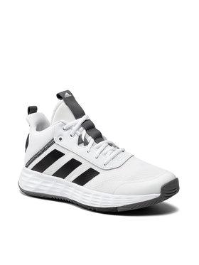adidas adidas Boty Ownthegame 2.0 H00469 Bílá