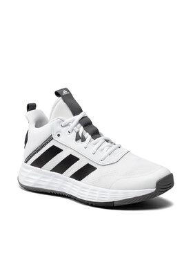 adidas adidas Topánky Ownthegame 2.0 H00469 Biela