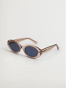 Mango Mango Okulary przeciwsłoneczne Lucia 17030144 Beżowy