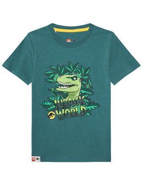 LEGO Wear LEGO Wear T-shirt 12010109 Verde Regular Fit