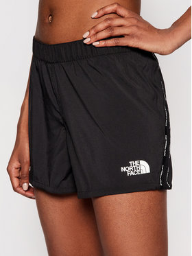 The North Face The North Face Спортни шорти Ma NF0A556BJK31 Черен Regular Fit