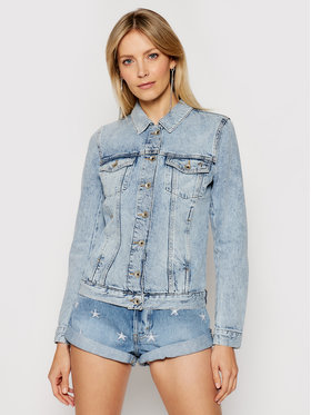 Pepe Jeans Pepe Jeans Džínsová bunda 8J0971/A1WZB-C876 Modrá Regular Fit