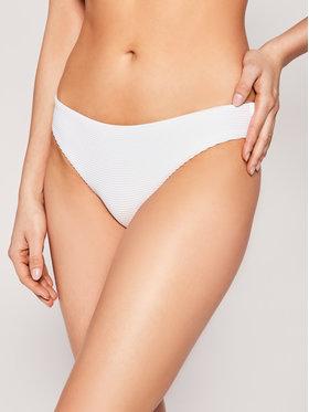 Seafolly Seafolly Dół od bikini Essential 40473-640 Biały