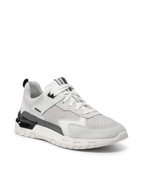 Geox Geox Sneakersy U Grecale C U158ZC 02214 C1352 Biela