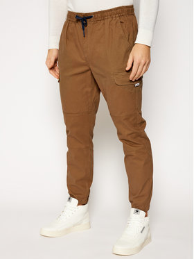 Tommy Jeans Tommy Jeans Joggers Cargo DM0DM10511 Braun Regular Fit