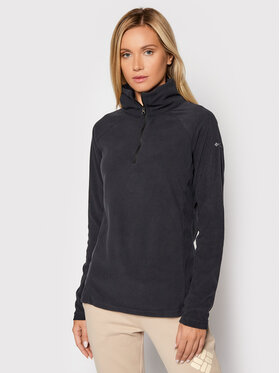 Columbia Columbia Polár kabát Glacial 1802201 Fekete Regular Fit