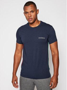 Emporio Armani Underwear Emporio Armani Underwear T-Shirt 110853 0A510 00135 Tmavomodrá Regular Fit