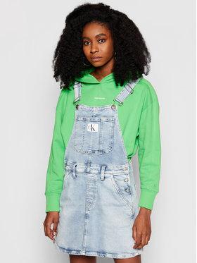 Calvin Klein Jeans Calvin Klein Jeans Sukienka jeansowa J20J216306 Niebieski Regular Fit