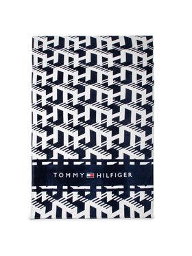TOMMY HILFIGER TOMMY HILFIGER Πετσέτα Towel UU0UU00035 Μαύρο