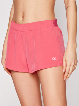 Calvin Klein Performance Calvin Klein Performance Sport rövidnadrág Woven 00GWF0S801 Rózsaszín Regular Fit